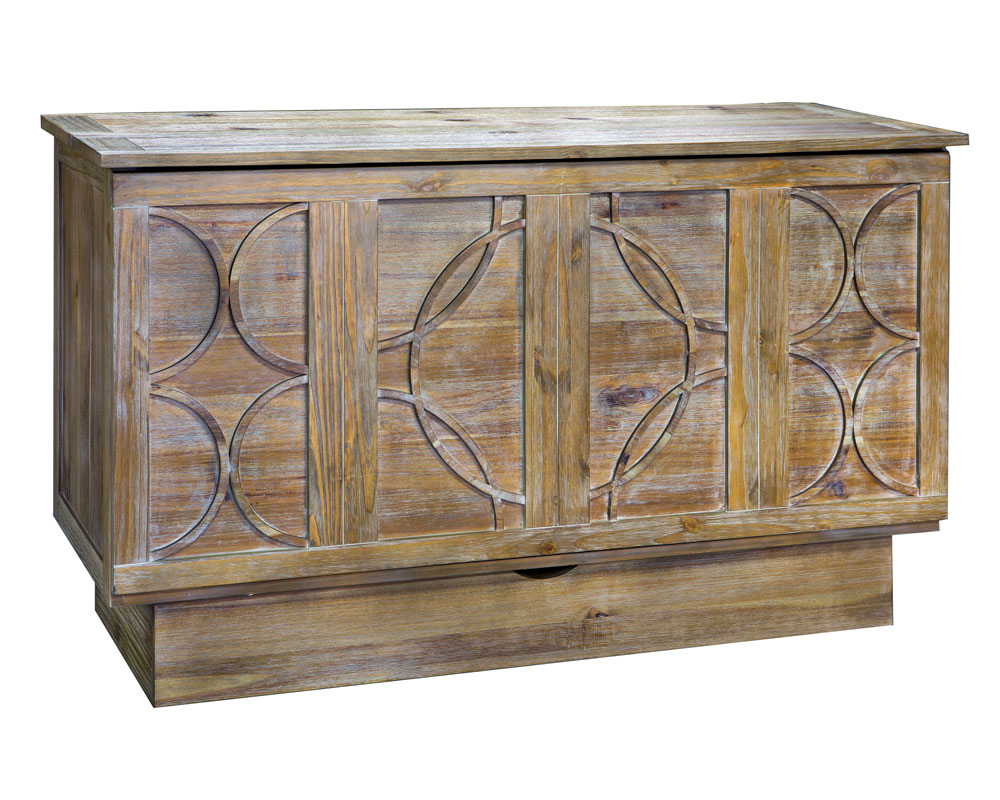 Creden-ZzZ Cabinet Bed Brussels Style Ash